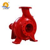 Bomba de agua movible de irrigación del motor diesel de Qi