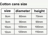 L'usage médical en acier inoxydable dentaire de l'alcool/coton Place bidons Jar (TJ-0181)