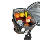 [نون-ووفن]/بوليستر عادة طعام [بورتبل] يطوي نزهة يعزل وجبة غداء مبرّد حقيبة
