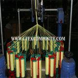 Corda a prova di fuoco di Kevlar Aramid per industria di protezione