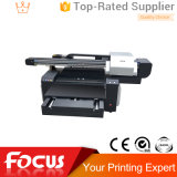 Pequeña impresora ULTRAVIOLETA de la alta calidad/impresora ULTRAVIOLETA plana ULTRAVIOLETA de la impresora/los 90X60cm