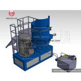 Pp.-nichtgewebte Schrott Densifying Maschine/PlastikAgglomerator