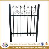 安い価格の卸売の鉄の塀