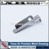 小さいステンレス鋼の平らな金属ブラケットを押すOEMの習慣