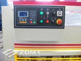 Máquina de estaca de corte da placa do CNC da série de QC12K