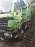Carro del camión de Beiben