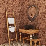 Papel de empapelar del PVC, hoja Wallcovering, decoración de la pared, tela de la pared del PVC, papel pintado del suelo del PVC del PVC