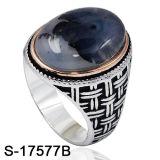 Commercio all'ingrosso della fabbrica dell'anello dei monili dell'argento di disegno del turco