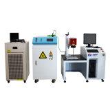De Machine van het Lassen van de Laser van de Scanner van de Vorm van de Batterij van het metaal met Hoge snelheid