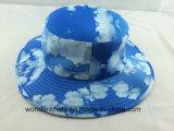 Custom grandes pescadores a bordo rasante Hat /Balde Hat com fio