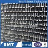 A estação de energia solar de alumínio de fixação dos suportes do Sistema de Energia Solar