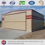 Sinoacme стальные конструкции ангара с Складные двери