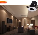 LEIDENE van uitstekende kwaliteit van het Aluminium van de Verlichting van het Project 9W Downlight voor Hotel