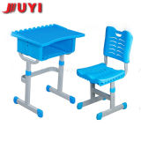 중국 제조자 학생 책상과 의자 고정되는 Jy-S102