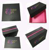 O logotipo personalizado imprimindo papel rígida caixa Cosméticos