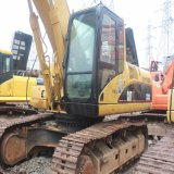 La chenille hydraulique utilisée Etats-Unis d'excavatrice du tracteur à chenilles 330c a utilisé l'excavatrice de chat