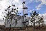 El biogás la actualización de sistema/absorción química Decarburación System