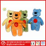 Цветастая игрушка плюша астронавта плюшевого медвежонка