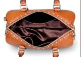 PU Leather Handbags Designer広州の工場旅行方法女性ハンドバッグ