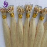 Virgem indiano Remy Nano Ring Extensões de cabelo (NR01)