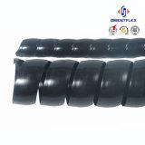 Protezione idraulica flessibile resistente di spirale del tubo flessibile dell'abrasione