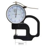 Precisión La precisión de medición de la plana de 30 mm de espesor de la cabeza Comparador