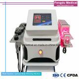 Promotion ! Vide de la cavitation rf amincissant le matériel de laser de Lipo de machine