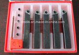 Plaquettes carbure outils de tournage défini, 5PCS