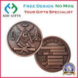 Medaille van het Embleem van de Herinnering van de kwaliteit de Militaire met de Staaf van het Lint