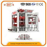 Brique/bloc concrets automatiques faisant la machine