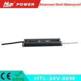 24V 2A 50W imprägniern flexible LED-Streifen-Glühlampe Htl
