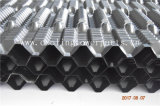 Strato del PVC del nero 750mm o materiale da otturazione della torre di raffreddamento del blocco