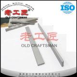 El carburo de tungsteno barra las tiras K10 K20 P30 de las placas