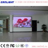 Visualizzazione di LED fissa P6 completa dell'interno di colore per la sala da ballo fatta da Canlight
