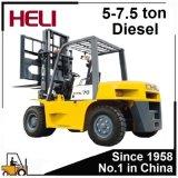 Nieuwe Mini Elektrische Diesel 3 Ton 5 Ton 7 Ton de Prijs van de Vorkheftruck van 10 Ton