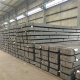 ASTM, AISI, En, estruendo, JIS, tallas estándar de la barra plana de acero suave del GB
