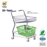 쇼핑 트롤리 일본식 90L/Shopping 손수레 또는 슈퍼마켓 트롤리