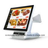 """Registratore di cassa capacitivo dello schermo di tocco di alta qualità 15 di Icp-Ew10d singolo """" per il sistema/supermercato/ristorante/al minuto di posizione"""