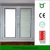 China de aluminio Fabricantes Casement Windows con el hardware