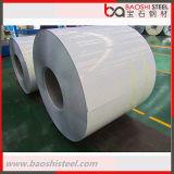 O zinco revestiu a bobina de aço galvanizada Prepainted de PPGI