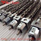 3 Zoll-Schlüsseltyp differenzialer Luftschacht verwendet für aufschlitzende Maschine