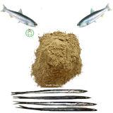 Vismeel van het Product van het Poeder van het Vismeel van de Rang van het voer Het Eiwit Aquatische