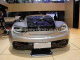 Roadster elettrico sembrante attraente dell'automobile sportiva da vendere
