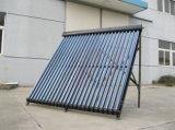 24 tubos de ligas de alumínio preto tubo colector solar térmico