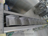 Kettenwannen-Nahrung, Ersatzteil-Beutel-Verpackungsmaschine-manuelle Einleitung (FB-200D)