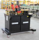 Het hydraulische Busbar van het Koper Scherpe Buigen van het Ponsen assembleert Machine