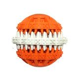 Venda a quente em 2018 animais de estimação brinquedos bola de borracha macia Gomas Dog Brinquedos