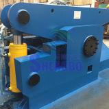 De krokodille Hydraulische Scherpe Machine van de Buis van het Roestvrij staal