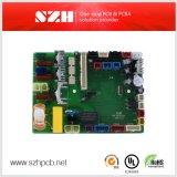 2 camadas de placa de circuito impresso inteligente PCBA do assento do Bidet