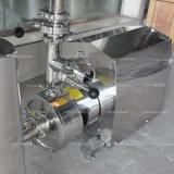 Les mesures sanitaires de la vapeur en acier inoxydable chauffage Réservoir de mélange de cosmétiques